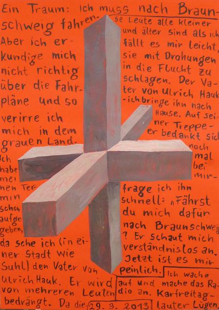, 'Untitled (29. 3. 2013),' 2013, Christine König Galerie