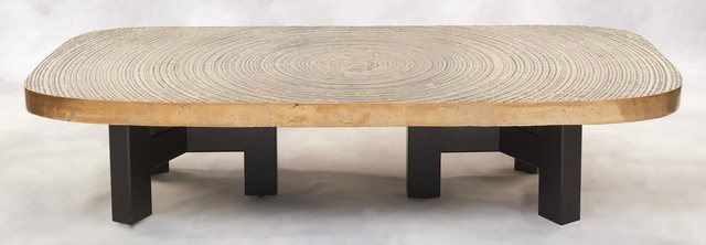, 'Low Coffee Table,' ca. 1975, 18 Davies Gallery