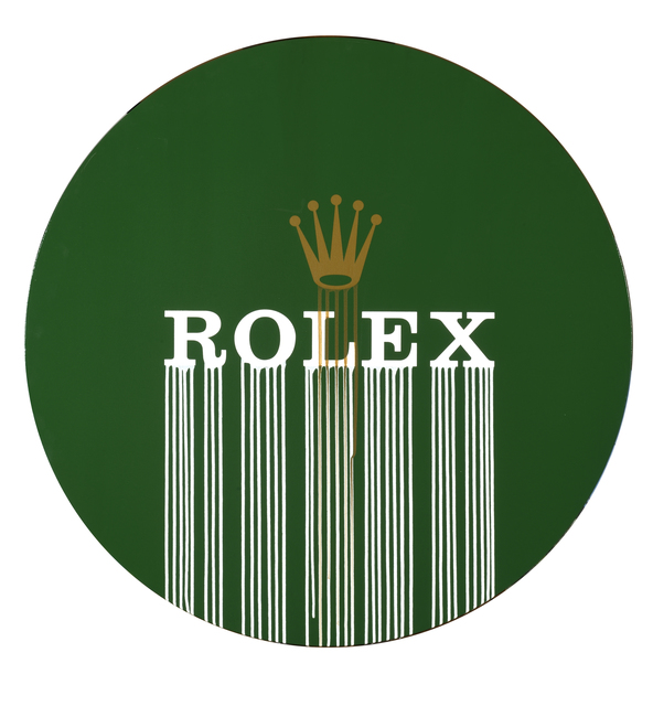 Zevs, 'Rolex', 2011, Digard Auction