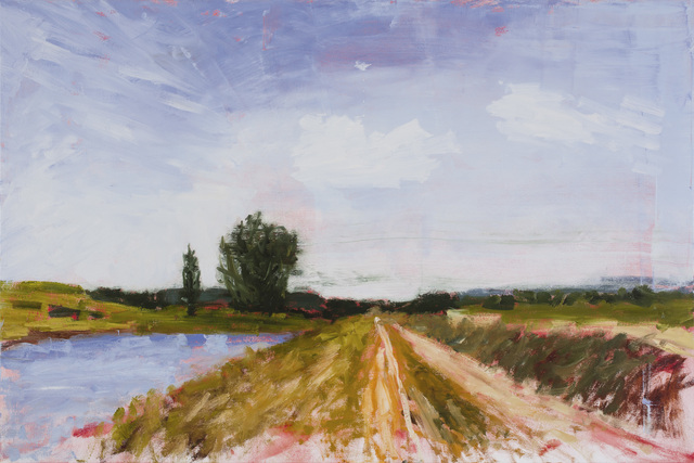 , 'Levee,' 2015, David Richard Gallery