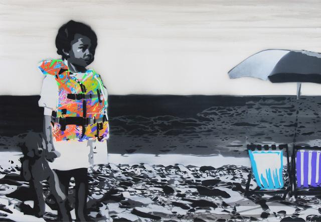 Kurar, 'Forced Holidays', 2016, GCA Gallery