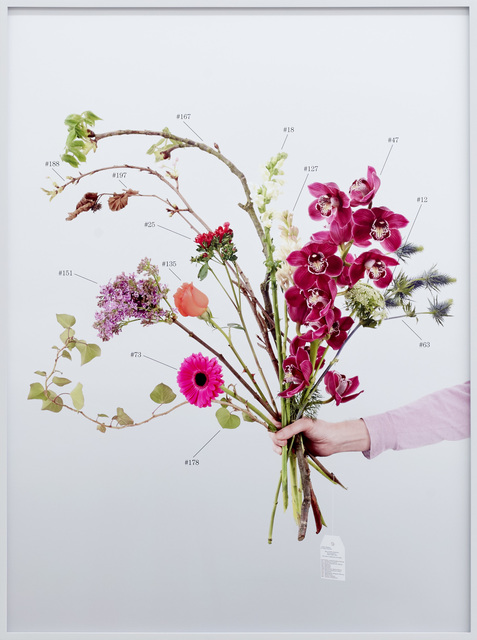 , ' A Critic's Bouquet by Vanessa Desclaux for Marc Camille Chaimowicz ,' 2015, Kadel Willborn