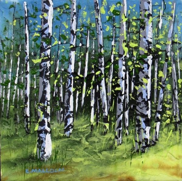 Carole Malcolm, 'Treescape 39717', 2017, Galerie Bloom
