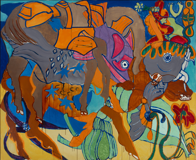 , 'Land and Sea,' 1977, ACA Galleries