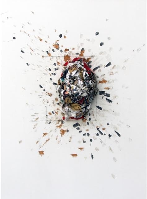 , 'retratodeartista II,' 2017, Lucia Mendoza