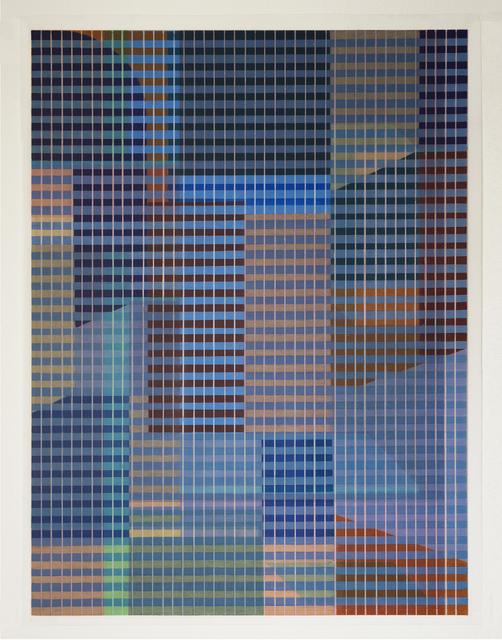 , 'Metropolis 大都会,' 2018, ART LABOR Gallery