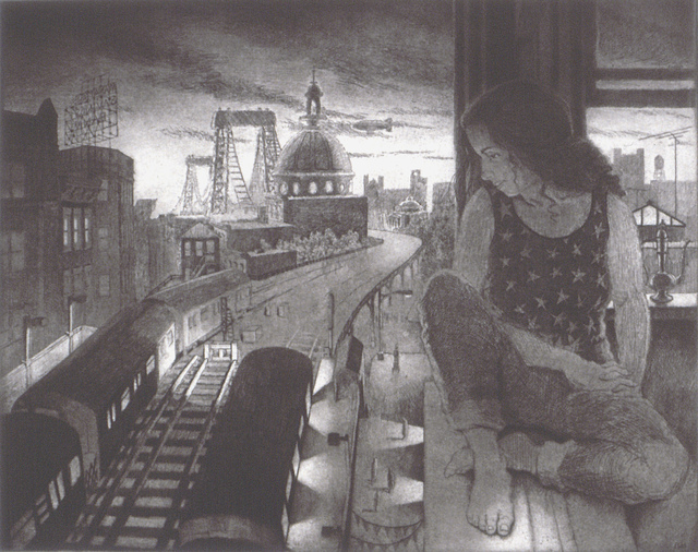 , 'Summer Twilight,' 1997, Walter Wickiser Gallery