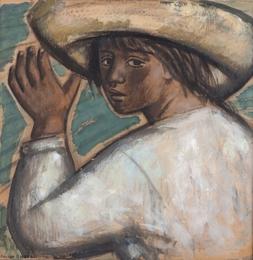 Messicano con sombrero