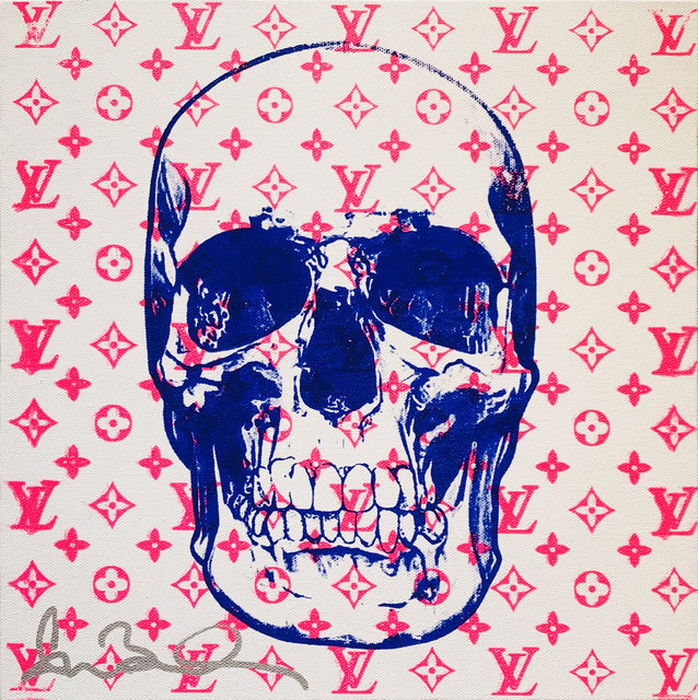 Shane Bowden, 'LV Skull', Gin Huang Gallery