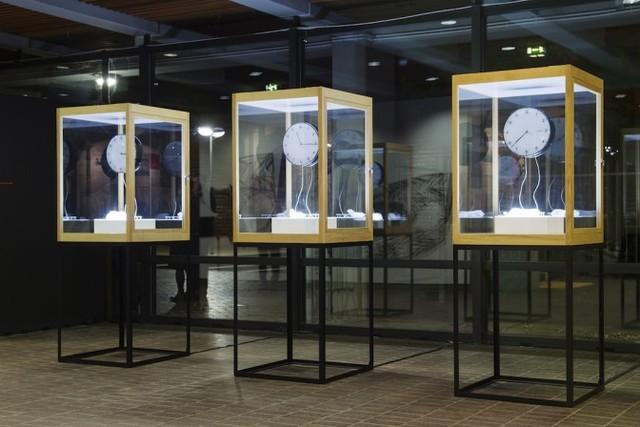 Takahiro Ueda, 'Invisible Movements No. 1, 2, 3', 2013, White Rainbow