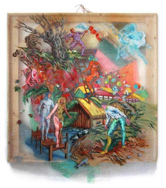 , 'A Young Darwin,' 2017, Gallery Victor Armendariz