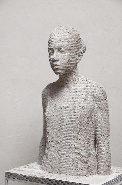 , 'Nadia,' 2017, Accesso Galleria
