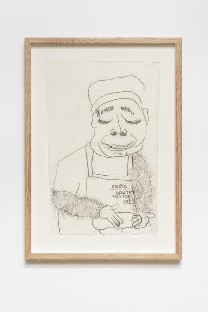 , 'Famous Chef No. 2,' 2017, Galerija VARTAI