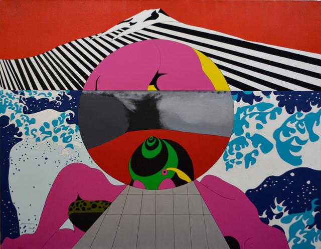 Go Yayanagi, 'Fuji Mountain', 1980, Whitestone Gallery