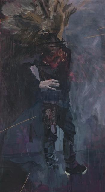 , 'Julio H.,' 2012, Pasto