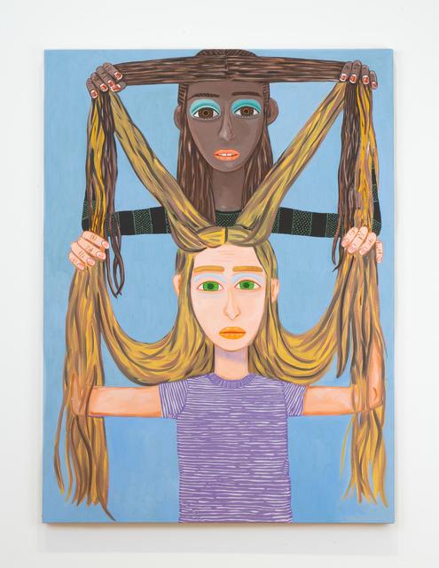 , 'Together Again,' 2018, Anton Kern Gallery