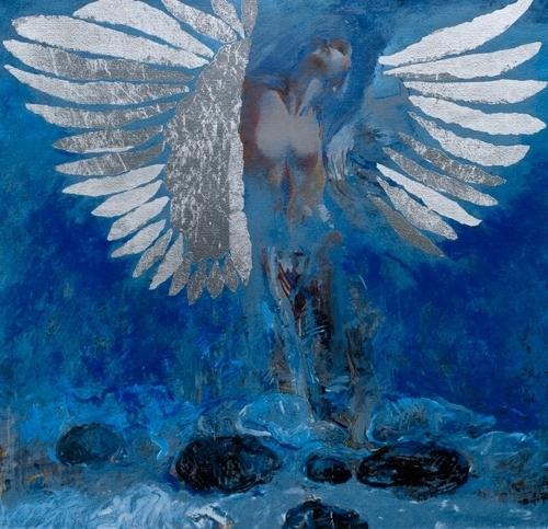 , 'Floating Angel 11,' 2001, Reuben Colley Fine Art