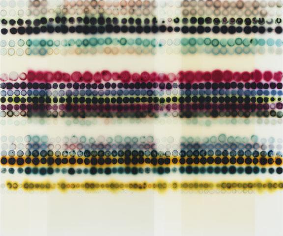 Jaq Chartier, '9 Lanes (New Test Colors)', 2016, Elizabeth Leach Gallery
