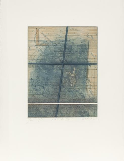 Karl Fred Dahmen, 'Blankrenz', 1977, RoGallery