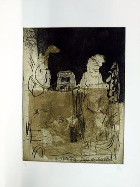 Antoni Clavé, 'Trobadors', 1970, Print, Lithograph, Kunzt Gallery