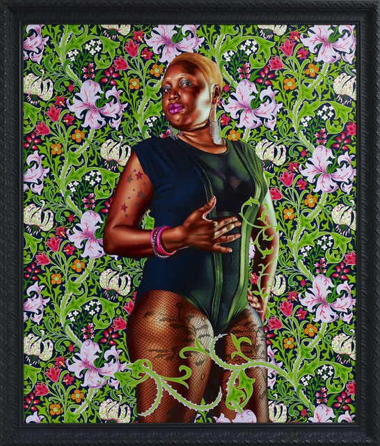 , 'Portrait of Mary Hill, Lady Killgrew,' 2013, Seattle Art Museum