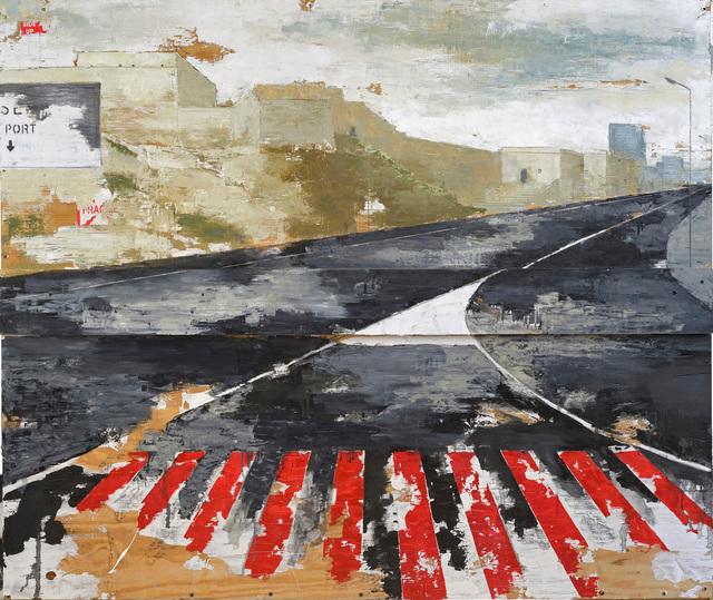 , 'Marseille le Port,' 2016, Galerie Arcturus