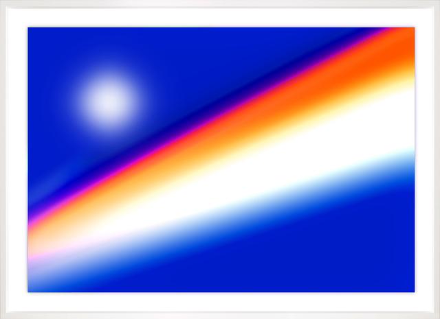 , 'Flag #29,' 2014, Bernhard Knaus Fine Art
