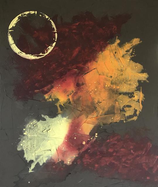 , 'My Echoing Song, New Moon | Metamorphosis Series,' 2019, Artsivana Contemporary