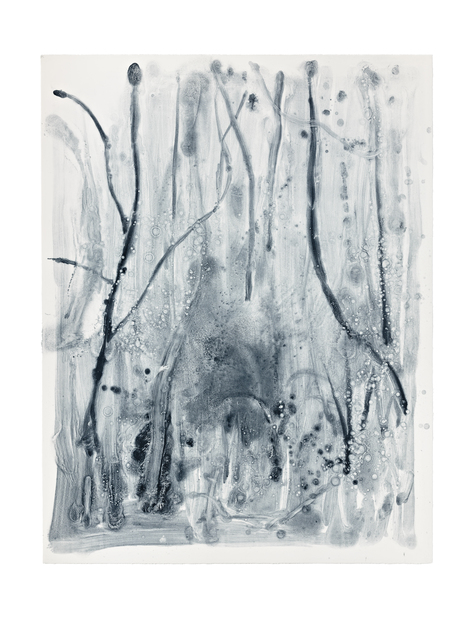 , 'Indigo Forest 12,' 2015, STPI