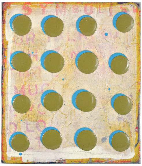 , 'Polka Dots for Holly Solomon #55,' , FP Contemporary