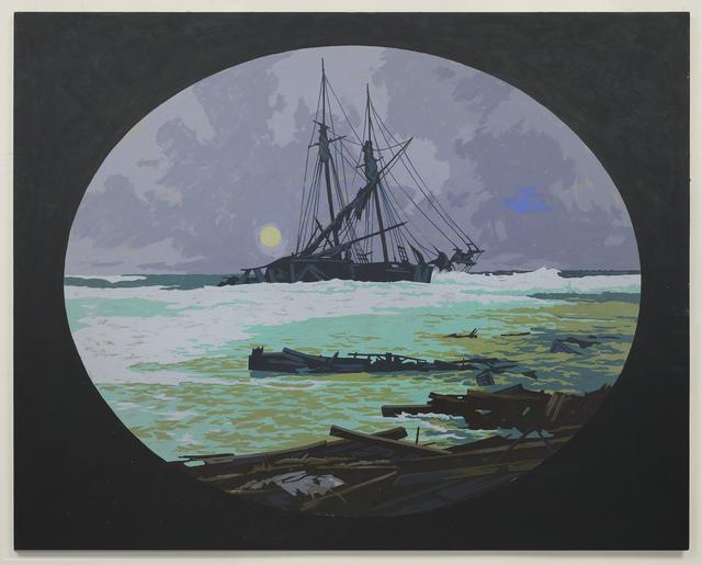 , 'Wreck at Wellfleet,' 2013, Mai 36 Galerie
