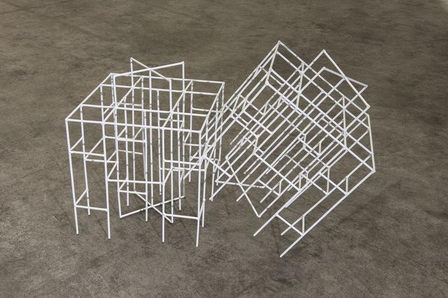 , 'Trepa-trepa,' 2014, Galeria Leme