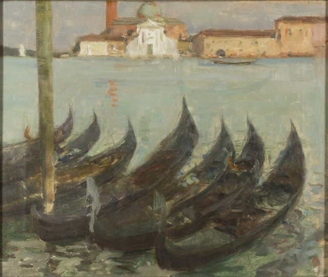 , 'Santa Maria della Salute with Gondolas,' , Childs Gallery