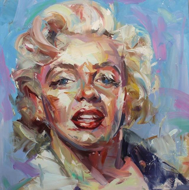 , 'Marilyn ,' 2017, Maddox Gallery