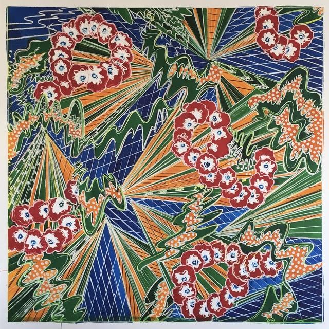 , 'uramabuta no hana,' 2017, Ota Fine Arts