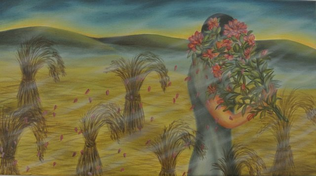 , 'Harvest Day,' 2016, Georges Berges Gallery