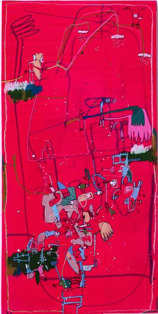 , 'Caligrafia 3,' 2016, Allouche Gallery