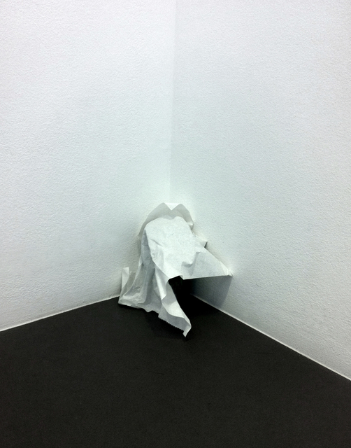 , 'Untitled (broken corner),' 2013, Wilding Cran Gallery