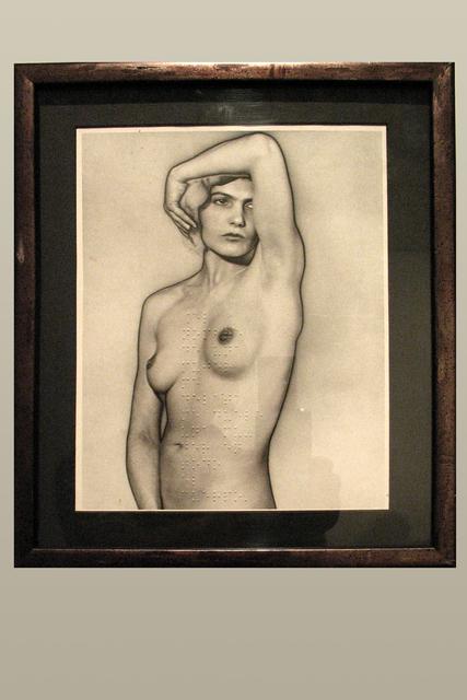, 'El Nombre de una Mujer,' 1997, Pan American Art Projects