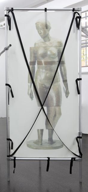 , 'Nacktes Erbe: Stehende, 1955,' 2017, Barbara Gross