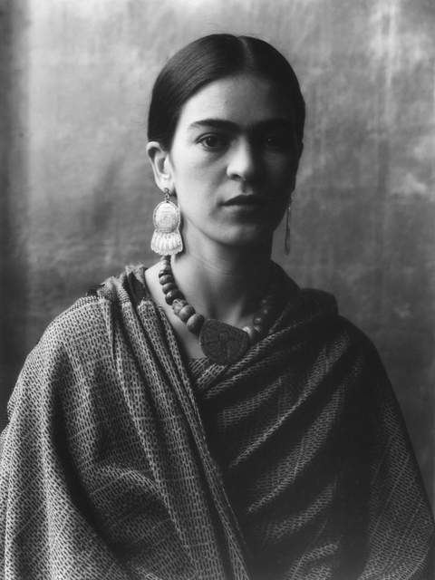 , 'Frida Kahlo, Painter 3,' 1931, Photography West Gallery