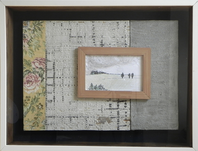 , 'Fragmente 1 ( Aussichten mit Einsichten ),' 2016, Galerie Krinzinger