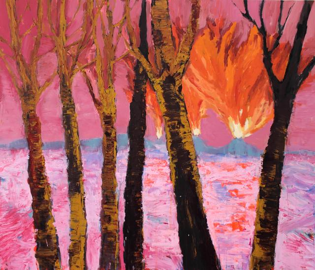 , 'Pintura 346,' 2019, Kogan Amaro