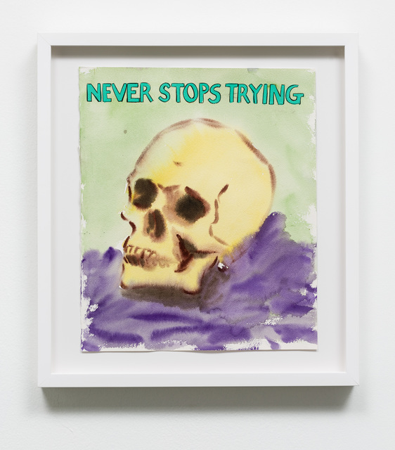 , 'Never Stops Trying,' 2015, Charlie James Gallery