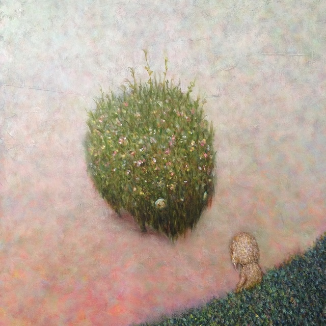 , 'Flower monster,' 2016, SEIZAN Gallery