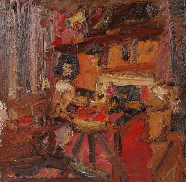 , 'Interior iii,' 2016, Castlegate House Gallery