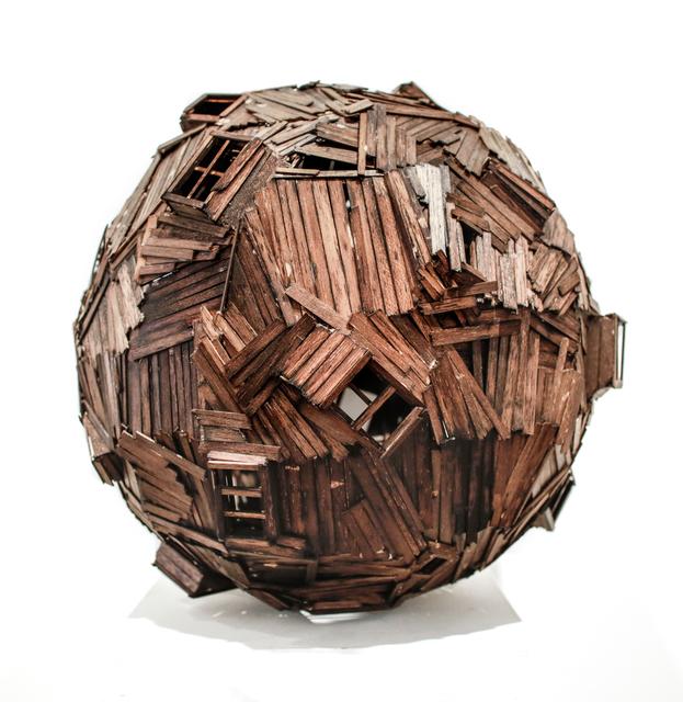 , 'Orb Study II,' 2017, Paradigm Gallery + Studio