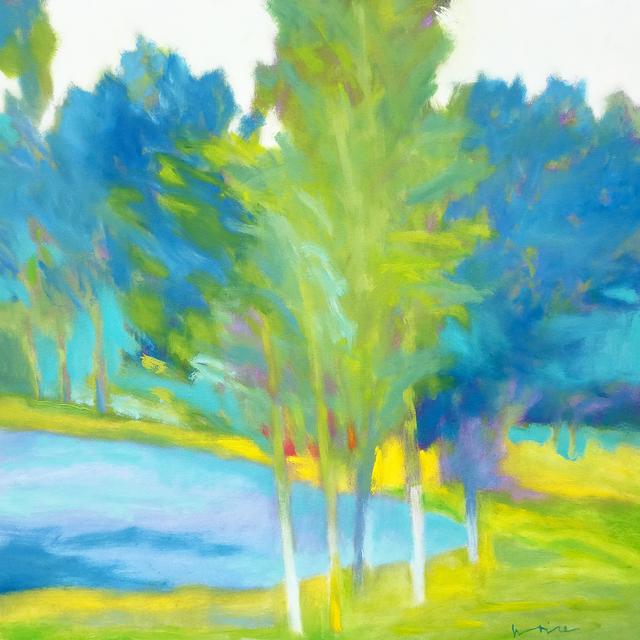 , 'Lakeside Ash,' 2019, Ventana Fine Art