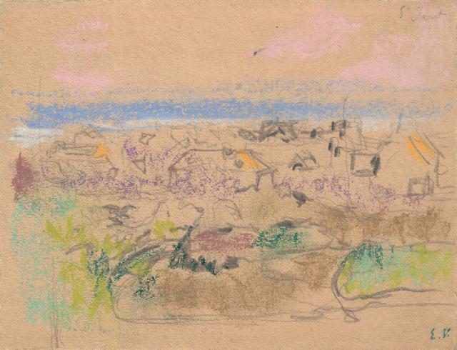 , 'Landscape, Saint Jacut,' 1909, Jill Newhouse Gallery