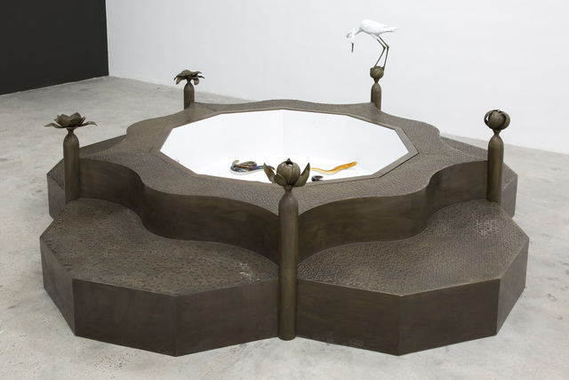 , 'Untitled (Pool),' 2013-2014, GRIMM